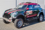 X-raid MINI JCW Rally Team